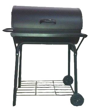 new foldable charcoal grill