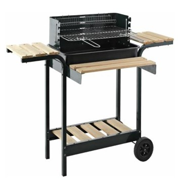 Rectanglar Barbecue Grill