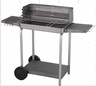 Small cart trolley Grill