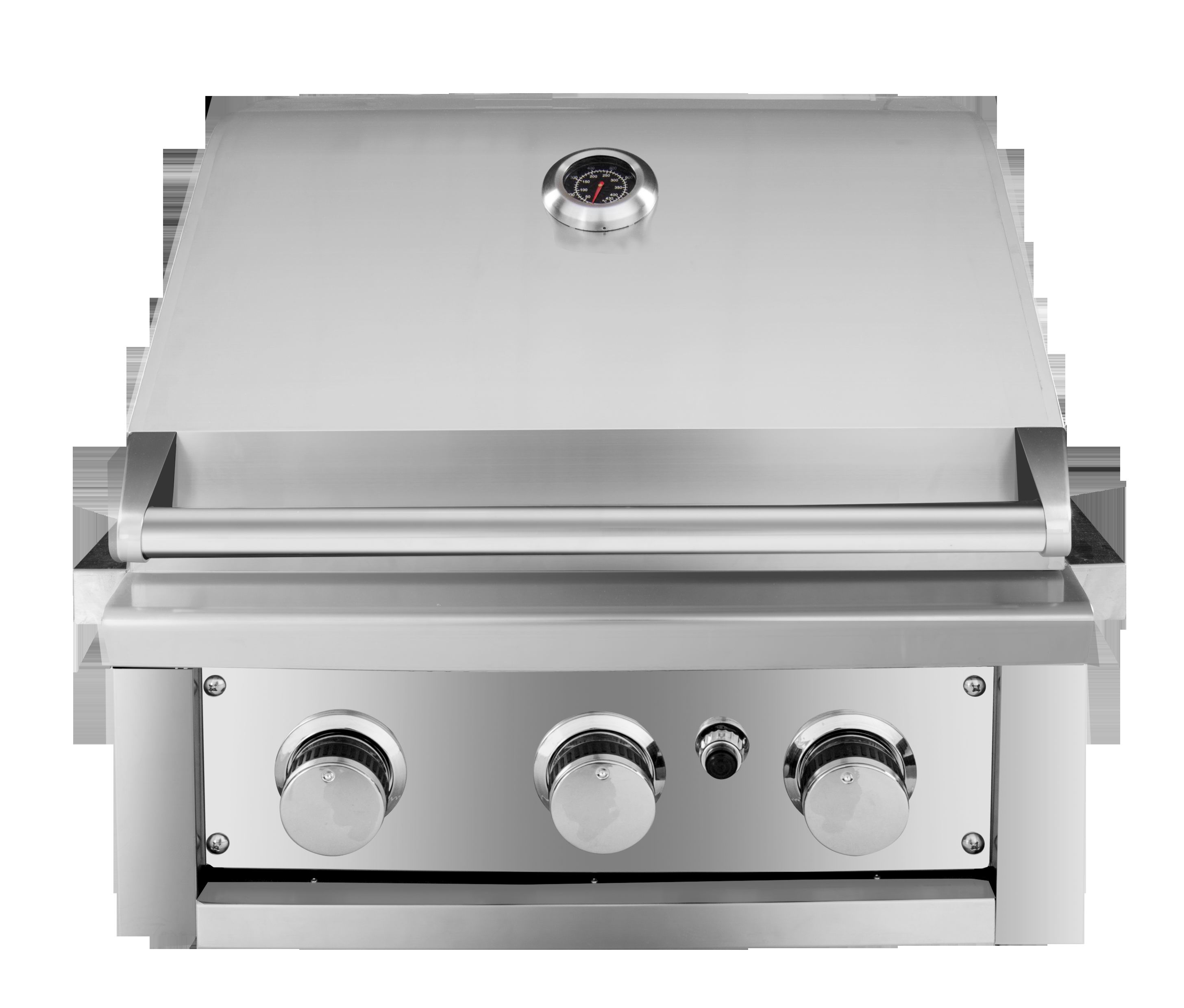 High quality deluxe built-in gas grill