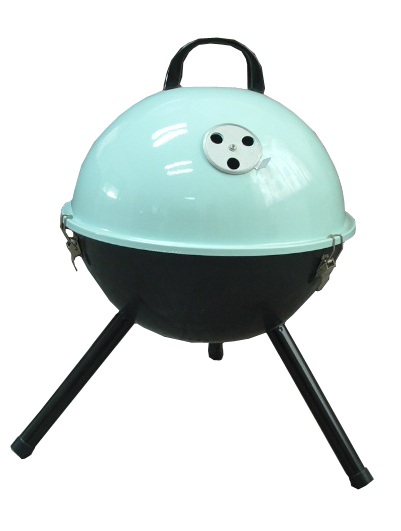 Soccer Charcoal Grill