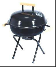 Portable/kettle barbecue grill