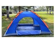 Automatic single skin Dome tent for 2 person