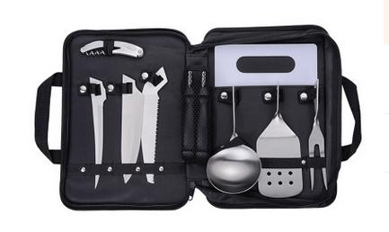 mult-function camping set perfect for outdoor camping