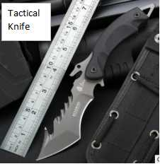 Hot outdoor Tactical Knife