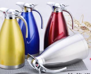 Stainless Steel vacuum water kettle, water Jar,water flask,water pot, vacuum flasks,coffee pot