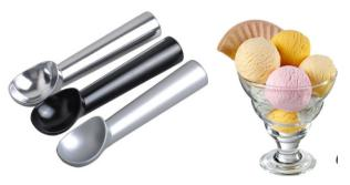 Ice Cream tools scoop spoon for home kitchen