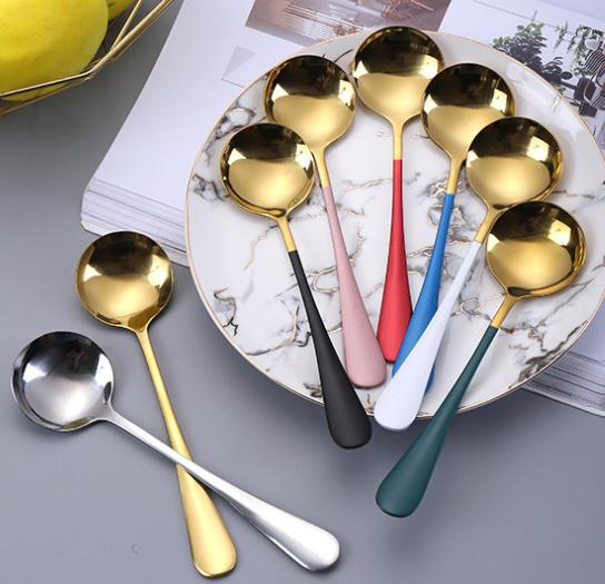 colorful spoon for promotion